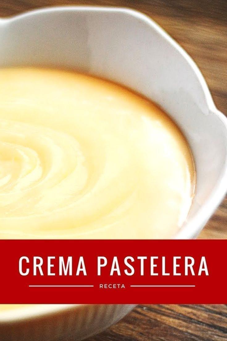 Crema pastelera recetas360 receta crema pastelera altavistaventures Choice Image