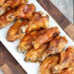 como hacer alitas de pollo al horno