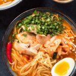 receta de ramen coreano